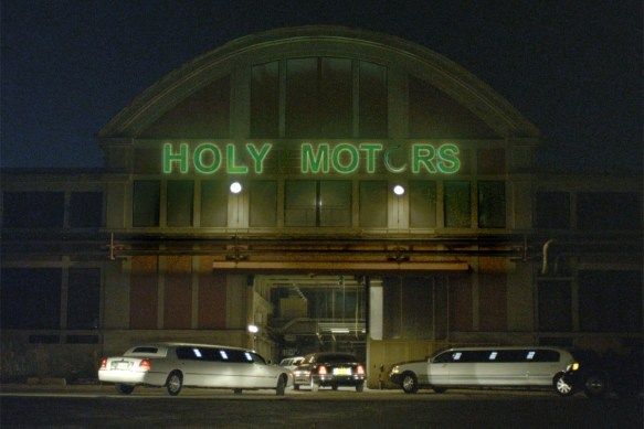 Holy Motors (Leos Carax)